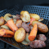 Beefalo Grill Basket Stew